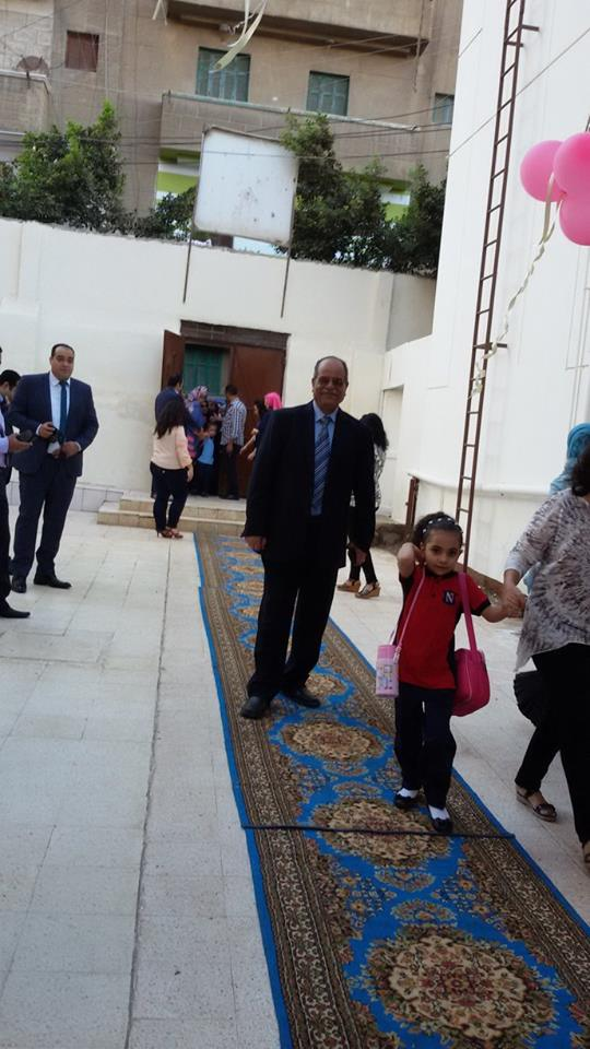 الجزء الثالث من حفل استقبال رياض الأطفال 2016/2017م